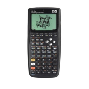 50G Graphing Calculator, 12-Digit Pixel Display