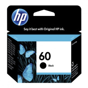 HP Consumables CC640WN#140 HP 60 Black Ink Cartridge