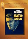 The Life of Emile Zola [Region 1]