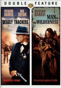 Man In The Wilderness/The Deadly Trackers [Region 1]