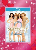 Sex and the City 2 [Region 1] [Blu-ray]