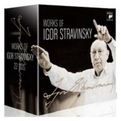 Works of Igor Stravinsky [Box Set]