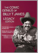 Billy T James Comic Genius - Legacy Edition DVD/CD [Region 4]