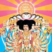 Jimi Hendrix Experience Axis The Bold As Love Ltd Ed