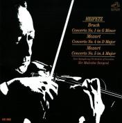 Bruch: Violin Concerto No. 1 in G Minor; Mozart