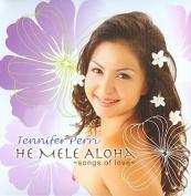 He Mele Aloha: Songs of Love