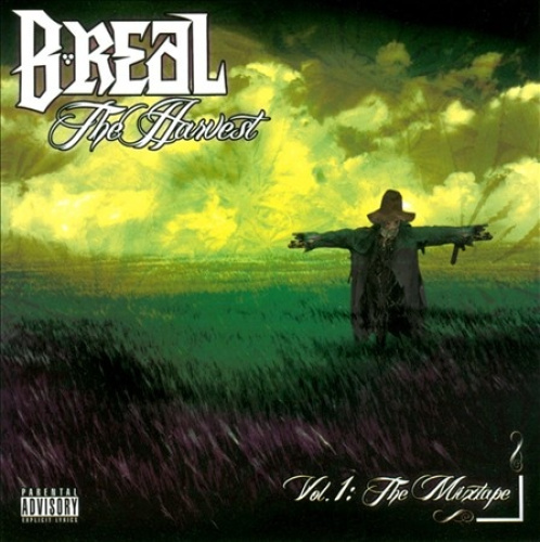 The  Harvest, Vol. 1: The Mixtape  [Parental Advisory] by B Real.