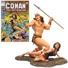 Conan the Barbarian all Resin kit by Moebius