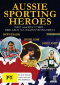 Aussie Sporting Heroes Collection [3 Discs] [Region 4]