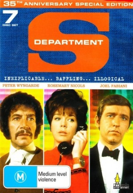Department S - 35th Anniversary Special Edition (7 Disc Box Set)