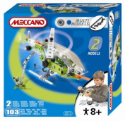 Meccano- Multi Models Helicopter