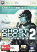 Ghost Recon 3 Advanced Warfighter 2 Legacy Edition