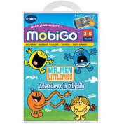 MobiGo Touch Learning System Software Cartridge - Mr. Men/Little Miss