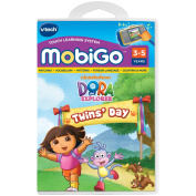 MobiGo Touch Learning System Software Cartridge - Dora