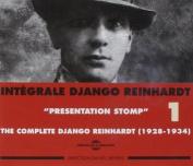 Int'grale Django Reinhardt, Vol. 1