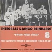 Integrale Django Reinhardt, Vol. 8