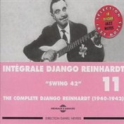 Integrale Django Reinhardt, Vol. 11