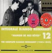 Integrale Django Reinhardt, Vol. 12