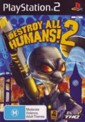 Destroy All Humans 2 Make War Not Love