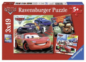 Disney Cars - Cars Everywhere 100 PC Puzzle