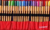 Stabilo 8825-021 Point 88 Fineliner Pen Rollerset/25 - Asstd