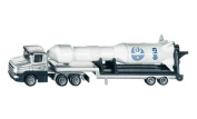 Low Loader with Rocket