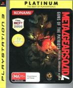 Metal Gear Solid 4 Guns of the Patriots
