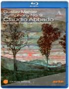 Claudio Abbado/Lucerne Festival Orchestra [Blu-ray]