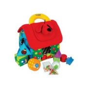 BABY - Deluxe Patrick Shape Sorting House - K's Kids