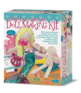 Easy - to - do Mermaid Doll Making Kit