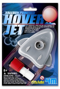 Balloon Powered Hover Jet