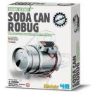 Green Science - Kidz Labs Soda Can Robug No.03266 - Great Gizmos
