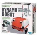 Great Gizmos Green Science Dynamo Robot