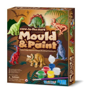 4M Mould & Paint A Dinosaur