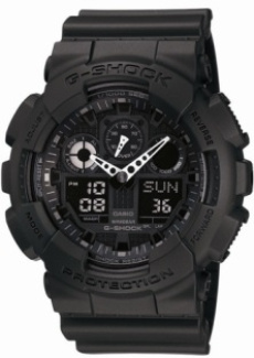 Casio G Shock  GA100-1A1