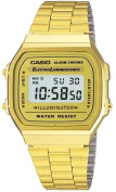 Casio Digital Mens Watch  A168WG-9W