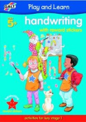 Galt Toys Home Learning Books Handwriting with Reward Stickers