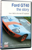Ford GT40: The Story [Region 2]
