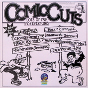 Comic Cuts 1928 To 1936