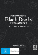 Black Books - Series 1, 2 & 3 [3 Discs] [Region 4]