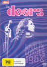 The Doors: Live in Europe 1968 [Region 4]
