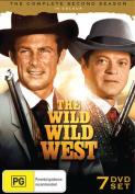 The Wild Wild West - Season 2 [Region 4]