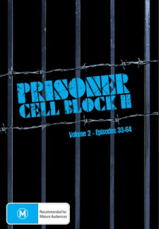 Prisoner Cell Block H: Volume 2 - Episodes 33 - 64