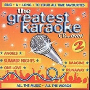 The Greatest Karaoke CD...Ever, Vol. 2