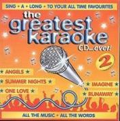 The Greatest Karaoke CD...Ever, Vol. 2