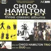 Chico Hamilton Quintet/In Hi-Fi/Chico Hamilton Trio