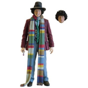 Doctor Who Classic Series Action Figures - Fourth Doctor In Red Velvet Jacket