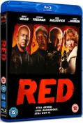Red [Region 1] [Blu-ray]
