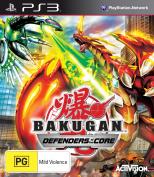Bakugan Battle Brawlers Defenders of the Core