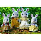 Sylvanian Families - Cottontail Rabbit Family